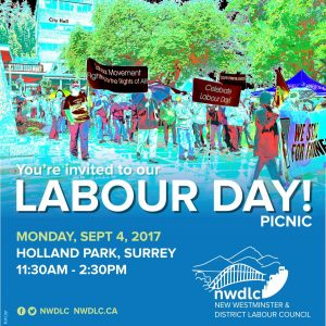Labour Day Picnic @ Holland Park | Surrey | British Columbia | Canada