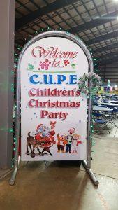 "25th Annual Union Children's Christmas Carnival @ Cloverdale Agri-Plex ""Big Red Barn"" | Surrey | British Columbia | Canada"