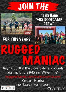 Rugged Maniac 2018!!! @ Cloverdale Fairgrounds | Surrey | British Columbia | Canada
